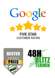 Google 5 Star Ranking